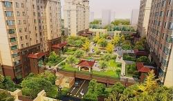 盘锦-华发新城一期工程(地产工程绿化项目)