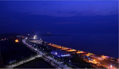 长海县-大长山-西海路(园林绿化施工项目)