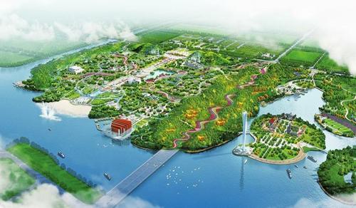 锦州-世博园-(园林绿化工程项目)