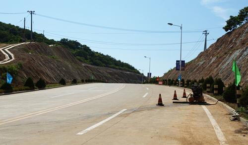 长海县大长山岛裸岩喷播复绿工程