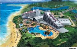 鲅鱼圈金泰酒店(大连园林绿化景观设计)