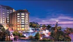财神岛旅游度假酒店(大连园林绿化  景观设计)