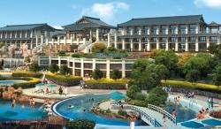 旅顺石门山温泉酒店(大连园林绿化  景观设计)