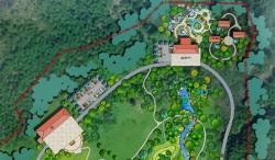 安波红酒庄园(大连园林绿化  景观设计)
