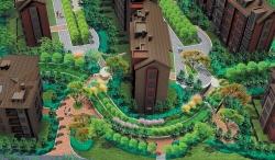 旅顺浪琴湾居住小区(大连园林绿化  景观设计)