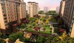 旅顺-华发新城-一期工程(地产工程绿化项目)