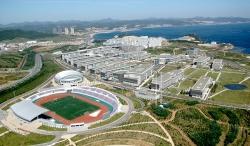 旅顺-医科大学(园林绿化工程项目)