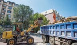 居民装修垃圾、大件垃圾收运服务项目